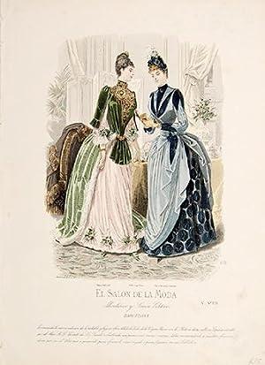 El Salon de la Moda. Barcelona: LEFRANCO.