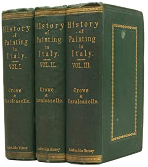 A New History of Painting in Italy from the Second to the Sixteenth Century. Drawn up from fresh ...