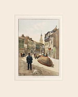 Church Street, Greenwich.: FITZGERALD, Percy Hetherington.