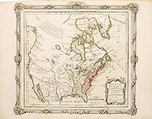 Nouveau Mexique, Louisiane, Canada, et Nouvelle Angleterre.: BRION de la TOUR, Louis.