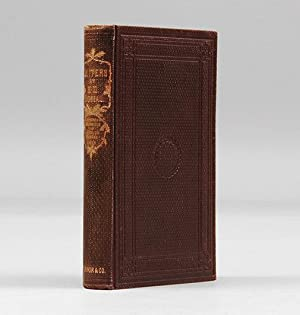 Letters to Various Persons.: THOREAU, Henry David.