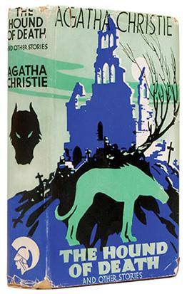 The Hound of Death. And other stories.: CHRISTIE, Agatha.