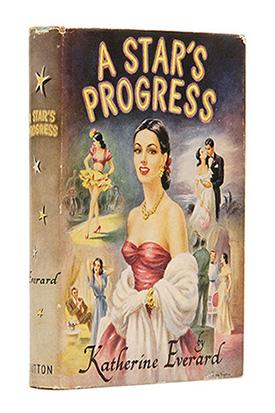 A Star's Progress.: VIDAL, Gore.] EVERARD,