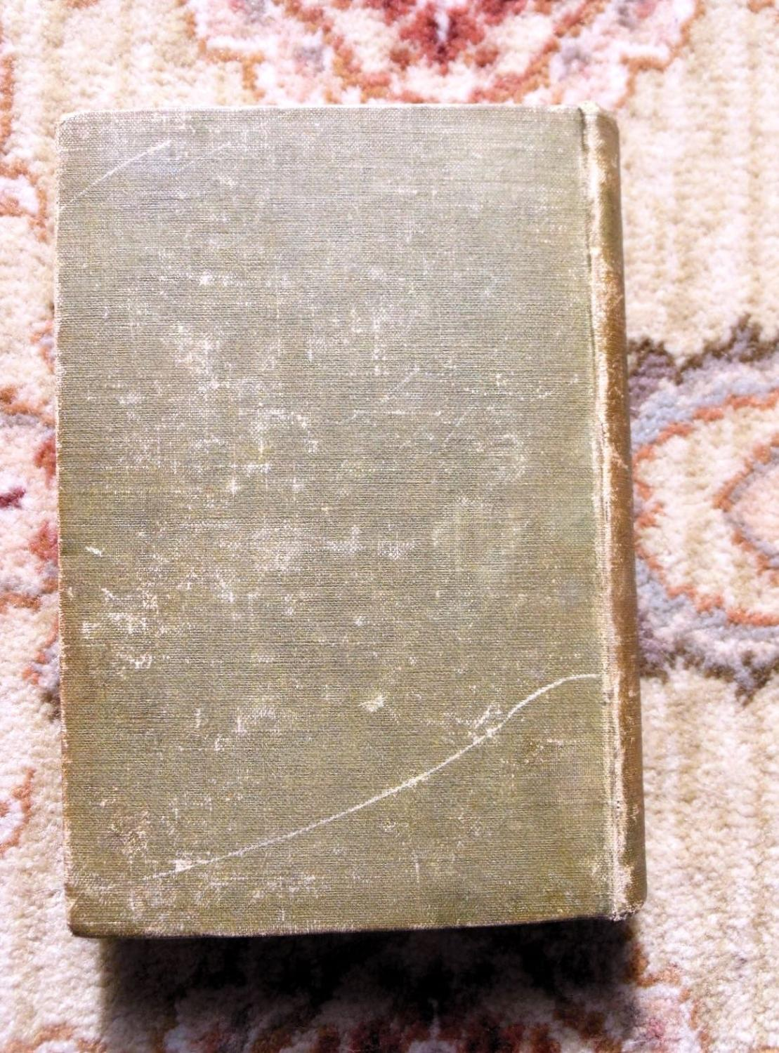 """1897 JOHN GALSWORTHY - FIRST EDITION of HIS FIRST BOOK """"FROM THE FOUR WINDS"""": John ..."""