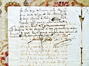 1864 MANUSCRIPT SLAVERY DOCUMENT GRANTS FREEDOM to FEMALE SLAVE in HAVANA, CUBA