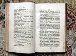 1823 GROSE'S CLASSICAL DICTIONARY of the VULGAR TONGUE with SLANG PHRASES: Pierce EGAN (...