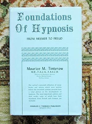 HYPNOSIS 1780-1900 : MESMERISM, ANIMAL MAGNETISM, BRAIDISM,: Maurice M. Tinterow