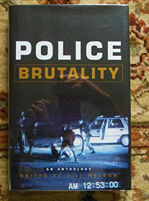POLICE BRUTALITY Anthology SIGNED by Noted African-American Writer ISHMAEL REED