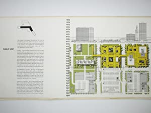 1955 THE GOLDEN GATEWAY PROJECT San Francisco SKIDMORE, OWINGS & MERRILL, ARCHITECTS Scarce ...