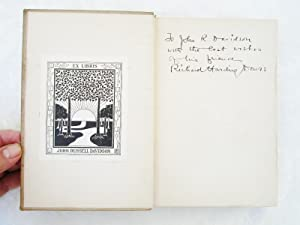 1896 THREE GRINGOS in VENEZUELA Richard Harding Davis 1st Ed. Illustrated SIGNED & INSCRIBED