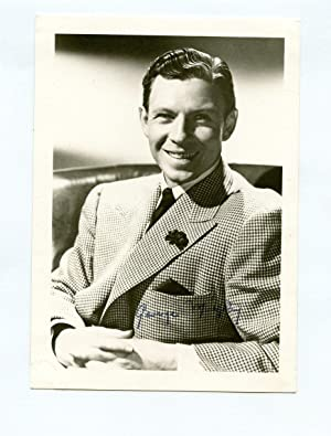 GEORGE MURPHY Noted Actor & U.S. Senator: George Murphy