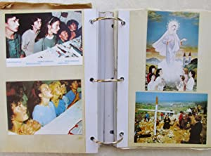 1987 PHOTO ALBUM of U.S. Slavic Church Group Trip to YUGOSLAVIA MEDJUGORJE saw RELIGIOUS VISIONARIES