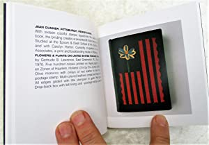 35 MINIATURE BOOKS IN DESIGNER BINDINGS Illustrated with 35 PHOTOGRAPHIC COLOR PLATES Bromer Book...