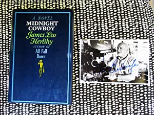 1965 MIDNIGHT COWBOY First Edition 1st Printing: James Leo Herlihy,