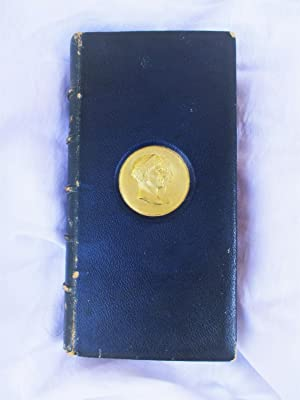 1897 Fine Binding NAPOLÉON ET LES FEMMES / L'AMOUR Gilt Cameo of Napoleon and Josephine on Cover ...