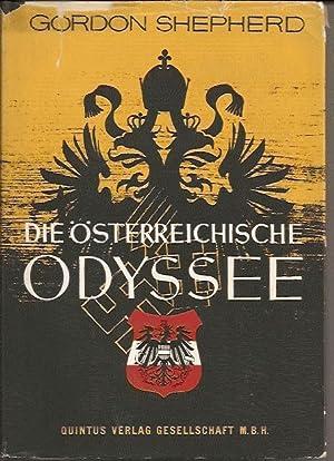 Die Österreichische Odyssee: Shepherd Gordon