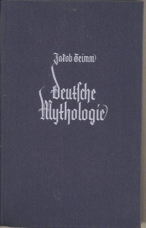 Deutsche Mythologie: Grimm Jakob