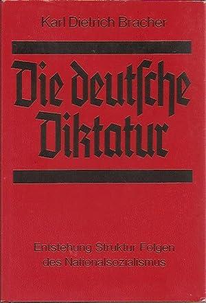 Die deutsche Diktatur: Bracher Karl Dietrich