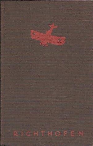 Der rote Kampfflieger: Richthofen Manfred Freiherr von