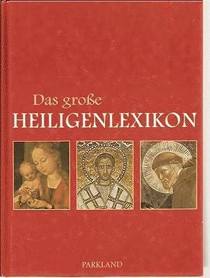Das große Heiligenlexikon: Jöckle Clemens