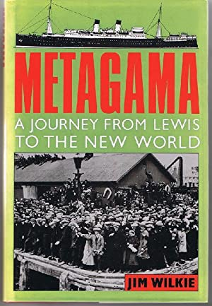 Metagama: A Journey from Lewis to the: Jim Wilkie