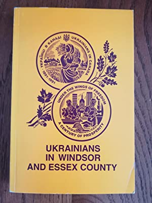 Ukrainians In Windsor And Essex County