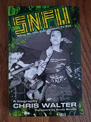 SNFU.What No One Else Wanted To Say