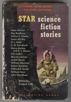 Star Science Fiction Stories (No. 1)