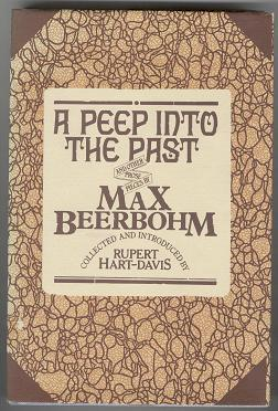 A Peep Into the Past and Other Prose Pieces