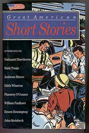 Great American Short Stories: Nathaniel Hawthorne, Mark