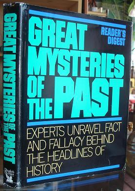 Great Mysteries of the Past: Experts Unravel: Joseph L. Gardner