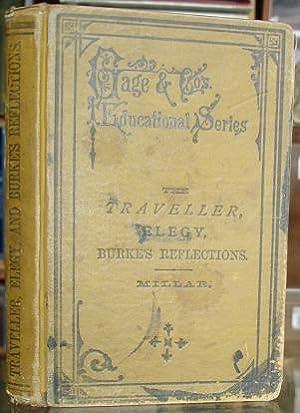 Goldsmith's Traveller, Gray's Elegy, and Burke's Reflections: John Millar