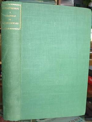 Utterthorpe: A Chronicle: William Harrison Woodward
