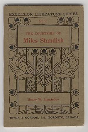 The Courtship of Miles Standish: Henry W. Longfellow