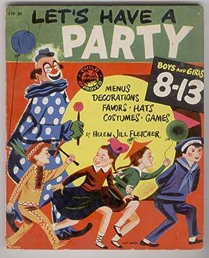 Let's Have a Party: Helen Jill Fletcher