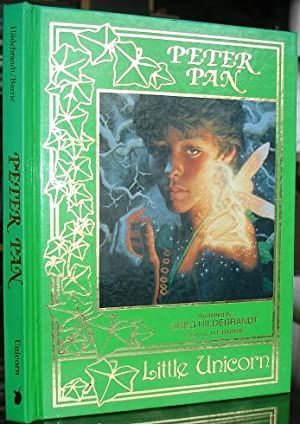 Peter Pan: J. M. Barrie