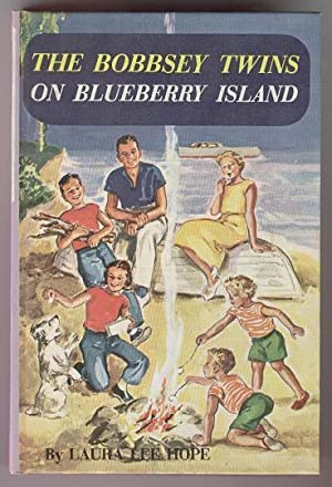 The Bobbsey Twins On Blueberry Island: Laura Lee Hope