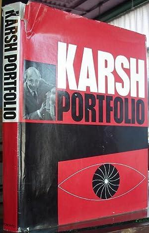 Karsh Portfolio: Yousuf Karsh