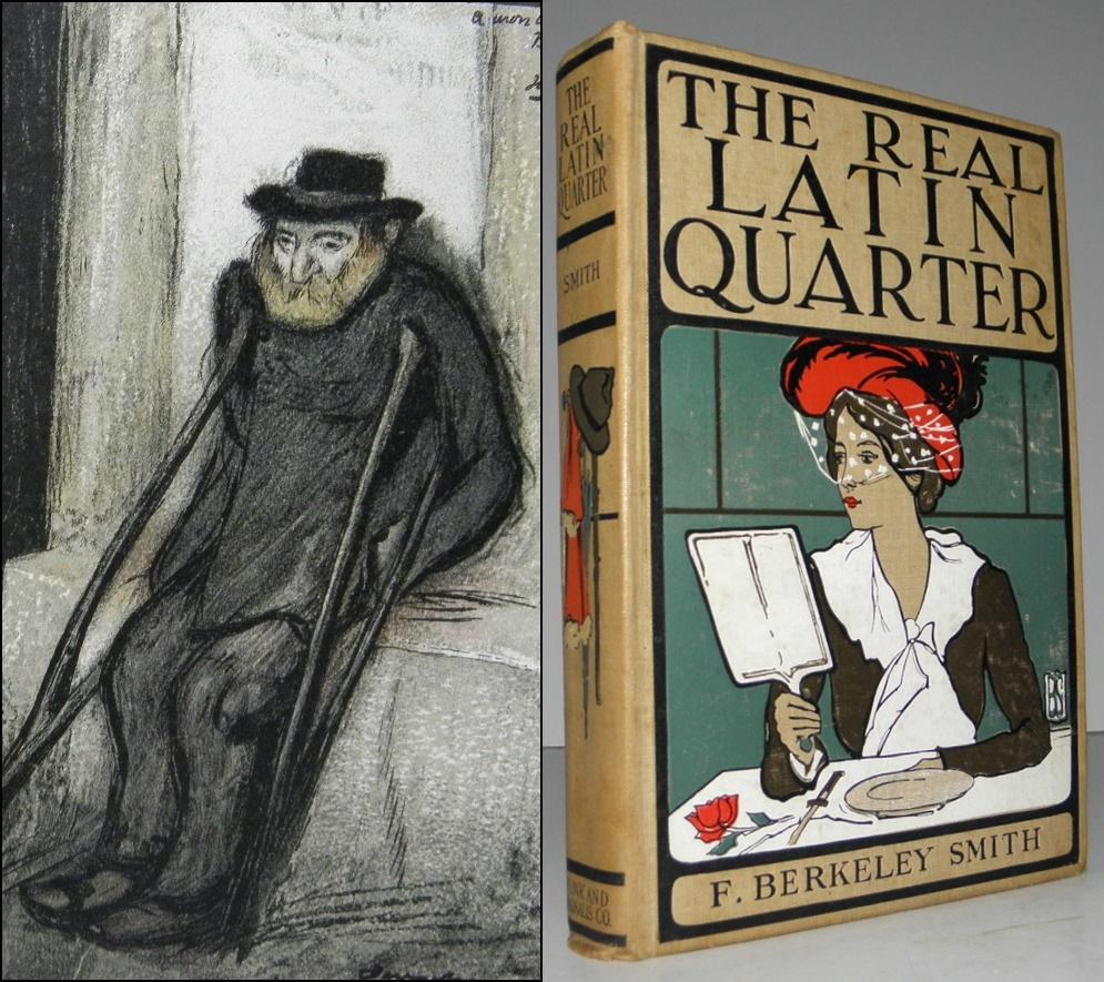 The Real Latin Quarter: Smith, F. [Frank] Berkley