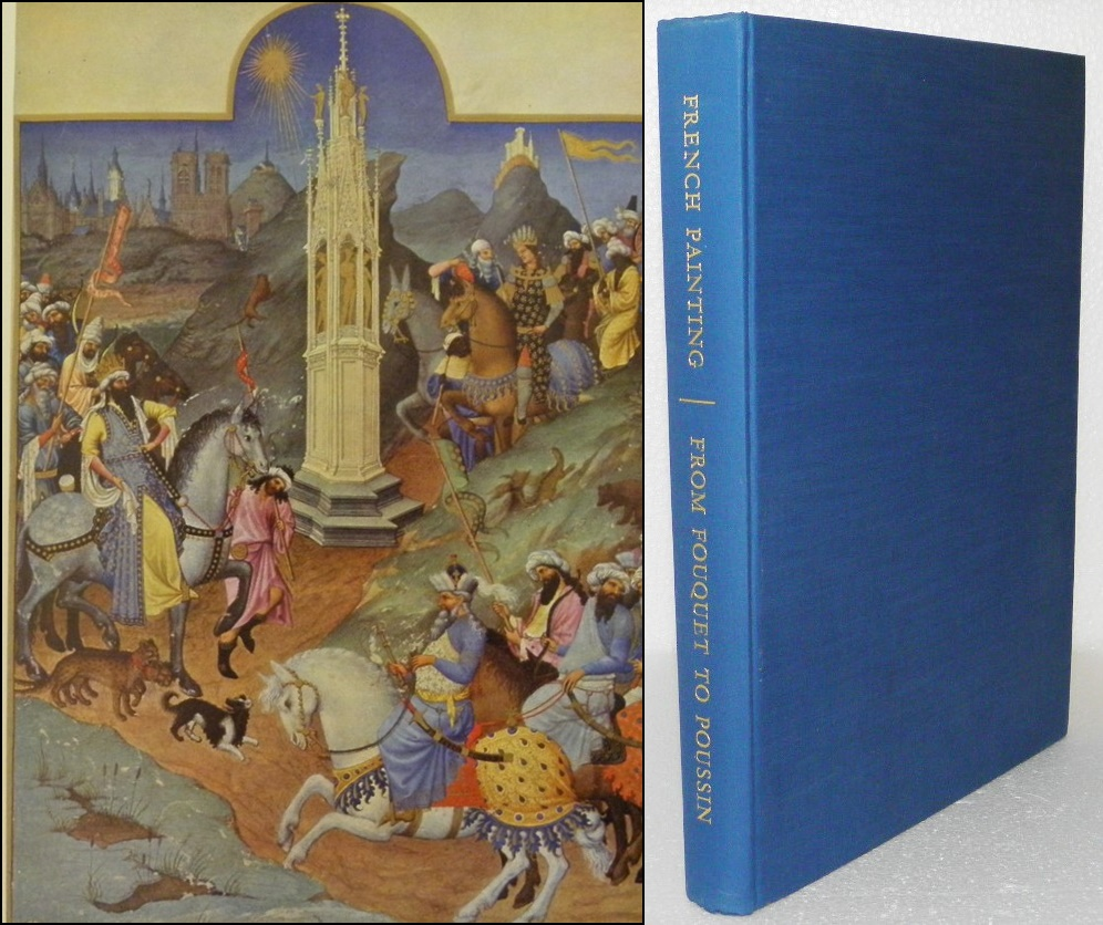 french painting from fouquet to poussin painting color history