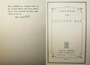 Destiny Bay: Byrne, Donn