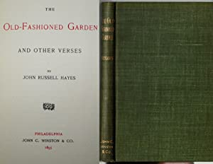 The Old-Fashioned Garden and Other Verses