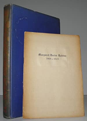 Margaret Dreier Robins, Her Life, Letters and Work and Memorial Book: Dreier, Mary E & ...