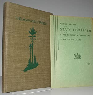 Delaware Trees: A Guide to the Identification of the Native Tree Species: Taber William S.