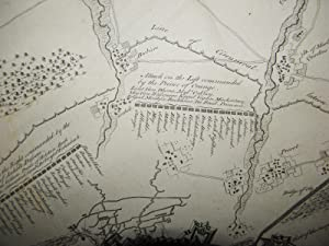 18th Century European Map] Intrenchment of the Army of the Allies to cover the Siege of Douay ...