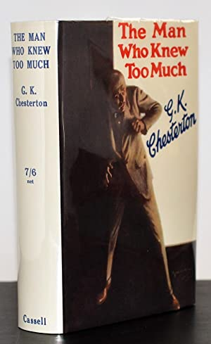 The Man Who Knew Too Much and Other Stories [New Facsimile Dust Jacket]