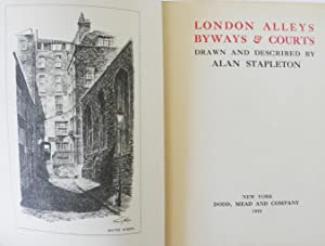 London Alleys, Byways and Courts: Stapleton, Alan