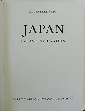 Japan Art and Civilization: Frederic, Louis
