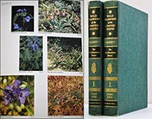 The Wild Flowers of the United States. The Northeastern States. [2 volumes]