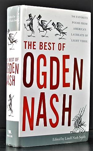 The Best of Ogden Nash: Nash, Ogden; Smith,
